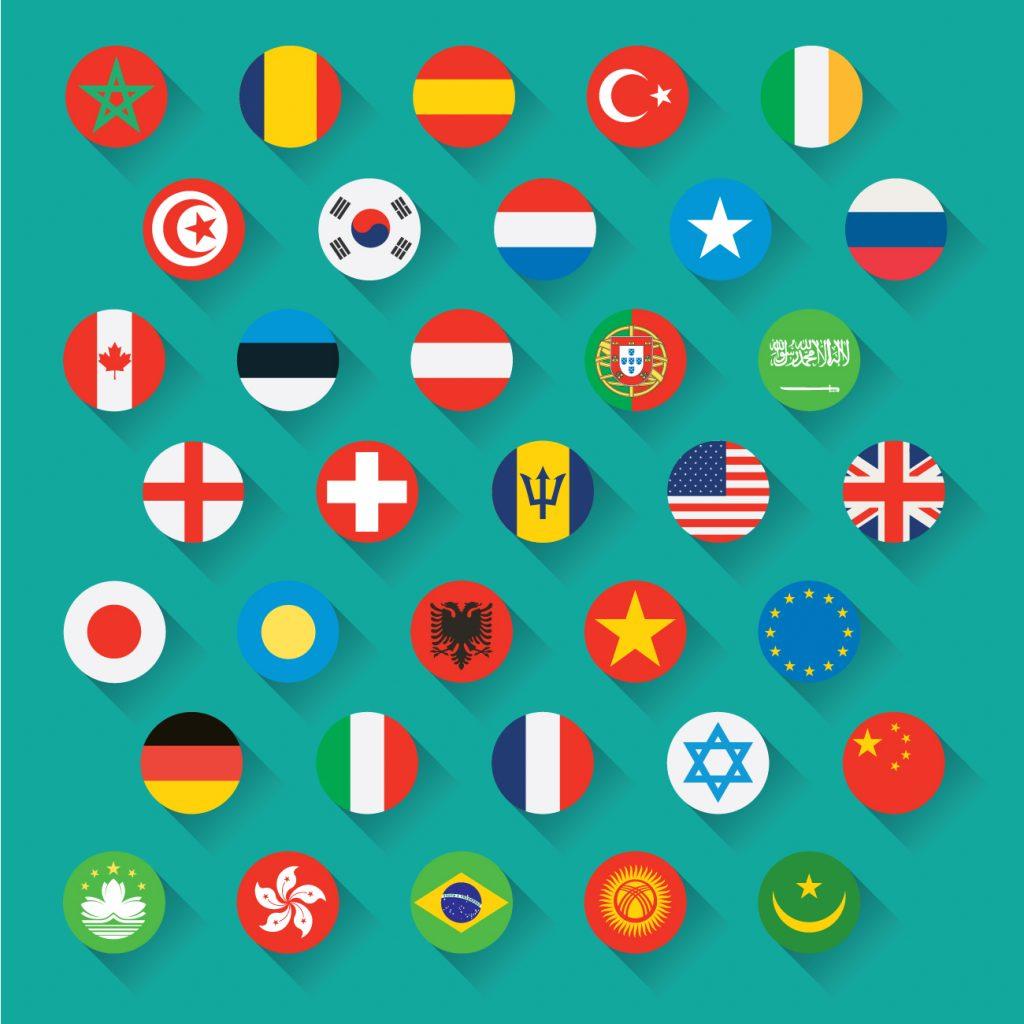 règles articles prépositions pays